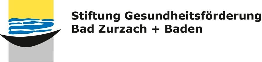 Logo Stiftung Gesundheitsförderung Bad Zurzach und Baden