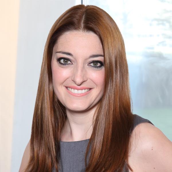 Marietta Werder Leitung Kommunikation und Marketing Portrait