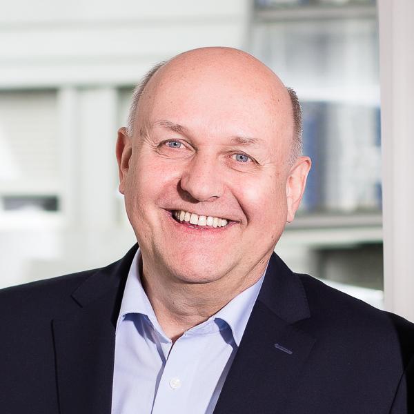 Urs Grüter Geschäftsführer Berufliche und soziale Reintegration Portrait
