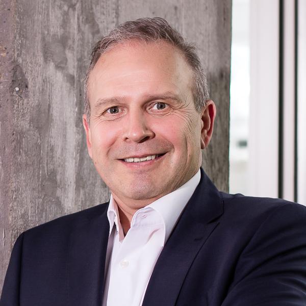 Martin Restle CFO Portrait