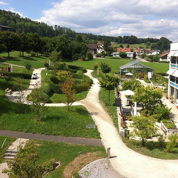 Therapiegarten Bad Zurzach